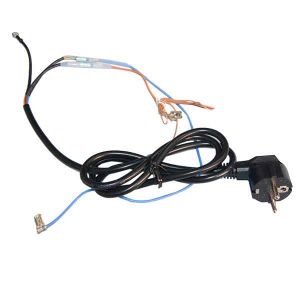 Plug The Power Cord